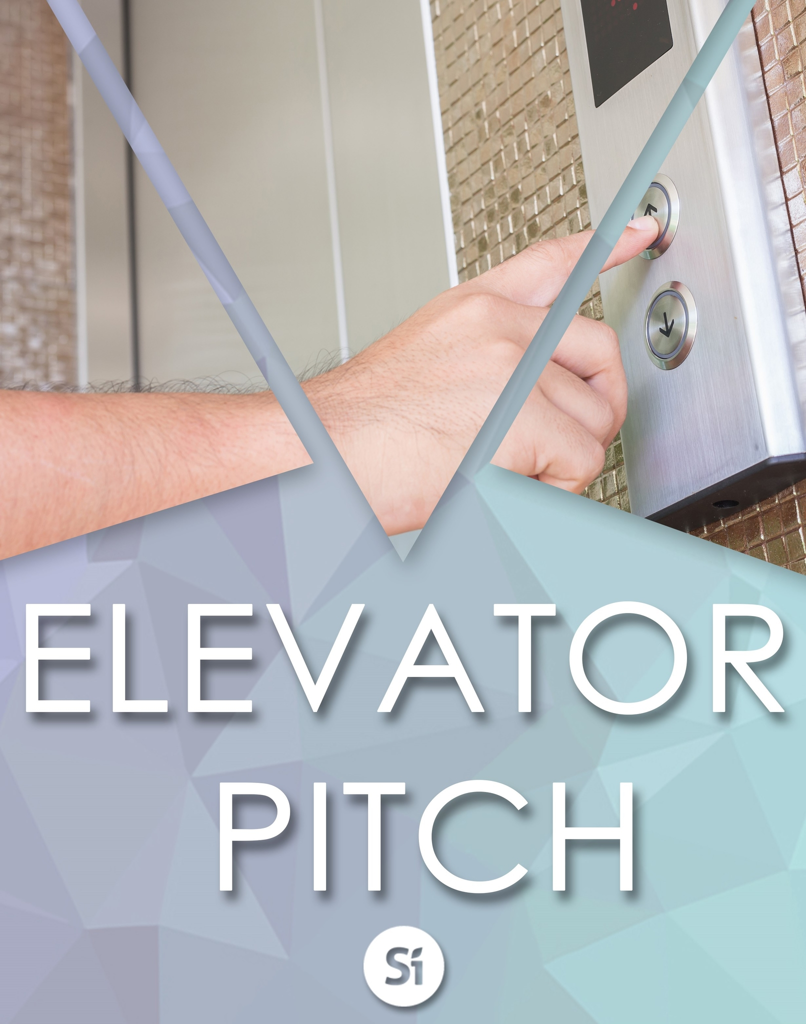elevator- peach